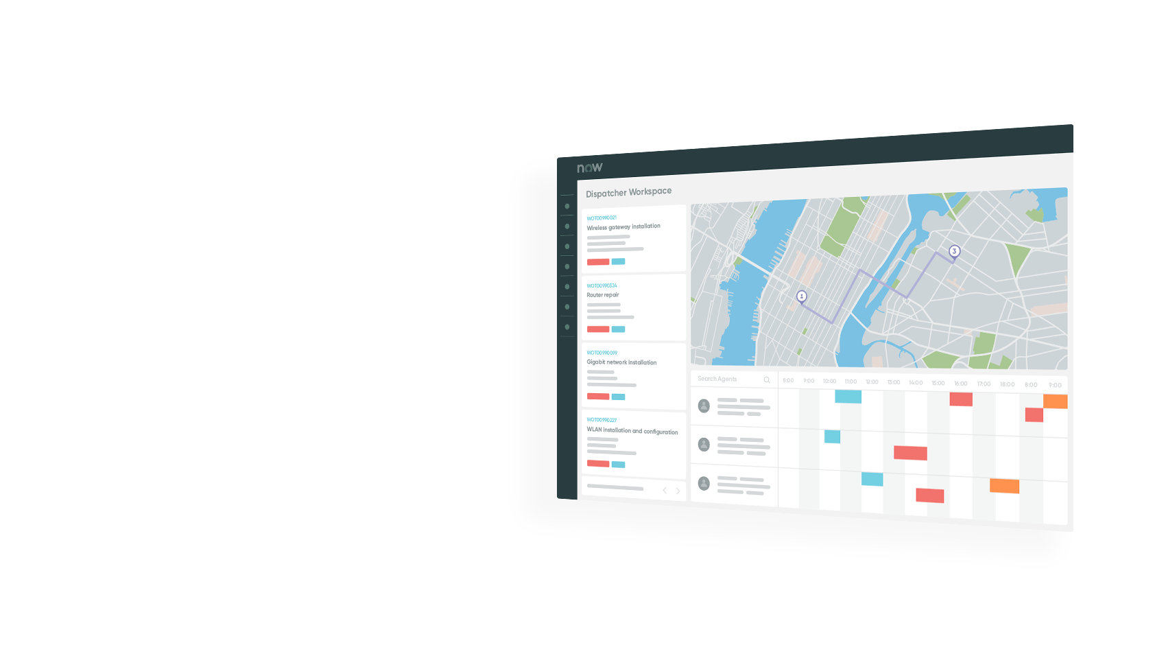 Streamline field service with ServiceNow Field Service Management